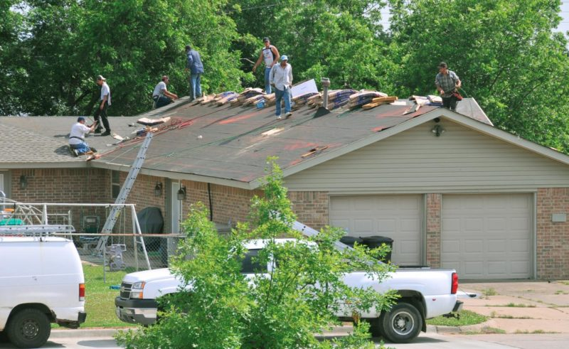 roofers bend services